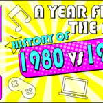 The Years of 1980 and 1990 – A Year from our Past