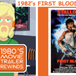 Original FIRST BLOOD Trailer Reaction and Review – 1980's Movie Trailer Rewinds