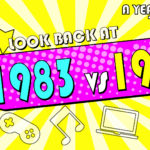 The Years of 1983 and 1993 – A Year from our Past – 10 Years Apart Podcast