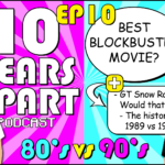 What Was The Best Summer Blockbuster Movie? 80's vs 90's...Ep 10